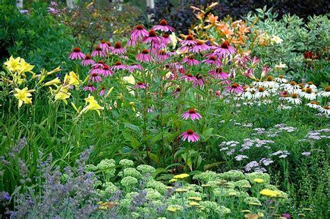 perennial border photo by dick conrad flower borders cottage gardens pinterest gardens