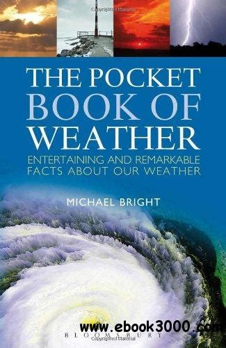 3000 facts about books the pocket book of weather entertaining and remarkable