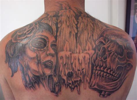 skin gallery tattoo black grey skin show
