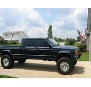 Cherokee XJ Stretched Into A Pickup  Jeep Pinterest