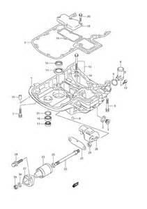 Suzuki Df140 Parts Fig 40 Engine Holder Suzuki Df 140 Parts Listings