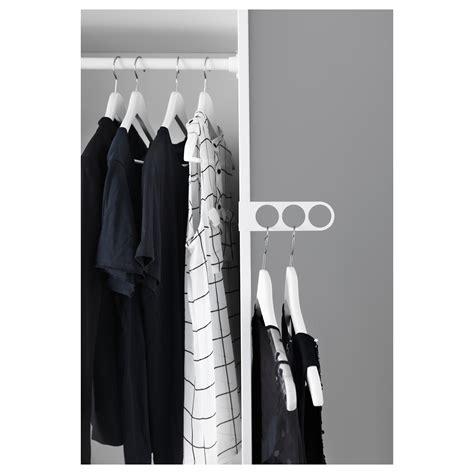 Komplement Wardrobe by Komplement Valet Hanger White 17x5 Cm
