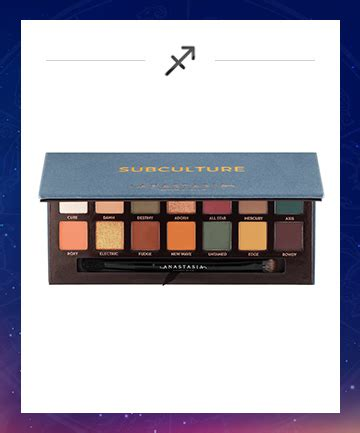 the best makeup palettes for your zodiac sign missmalini your zodiac sign makeup palette anastasia beverly hills
