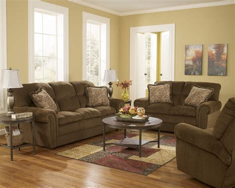 chocolate living room furniture cokato chocolate living room set 17300 38 35
