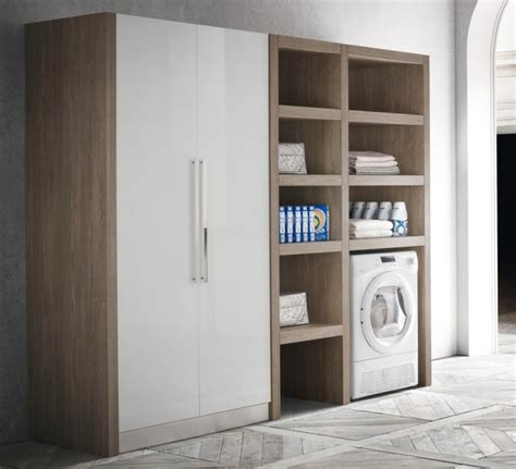armadio sgabuzzino idee armadio per lavanderia 5 soluzioni arredaclick