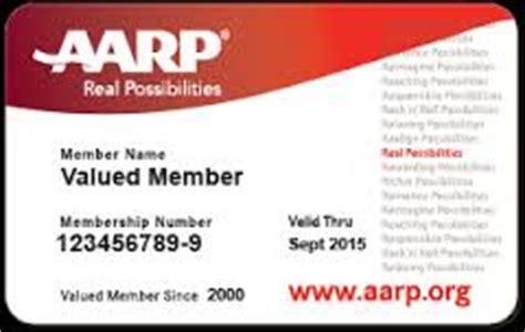 Create Fake Aarp Membership Www Picturesso Com Aarp Card Template