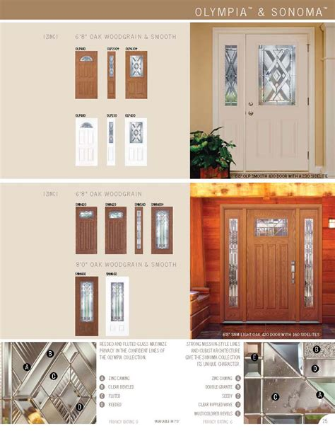 Reeb Interior Door Catalog Reeb Interior Door Catalog Floors Doors Interior Design