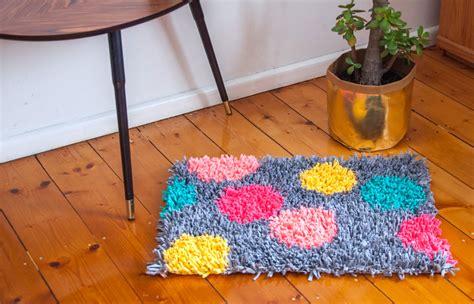 como hacer alfombra trapillo alfombra con trapillo paso a paso comando craft