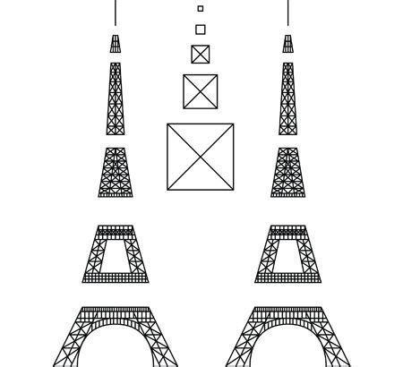 3d Pen Eiffel Tower Stencil Declan Pinterest Stift Kunst Stifte Und Franz 246 Sisch 3d Pen Design Templates