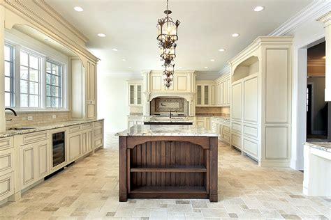 beautiful design of big kitchen in natural colors digsdigs 35 beautiful white kitchen designs with pictures