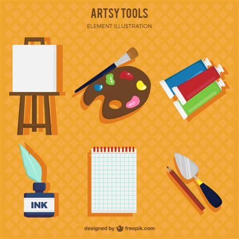 imagenes artisticas y sus usos sociales herramientas art 237 sticas dibujadas a mano descargar