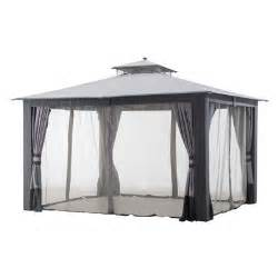 Allen Roth 12 X 10 Gazebo by Allen Roth Replacement Mosquito Netting For 12 Ft X 10