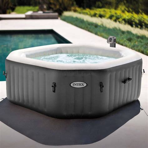 Intex Spa 6 Places 6390 by Intex Purespa 4 Person Octagonal
