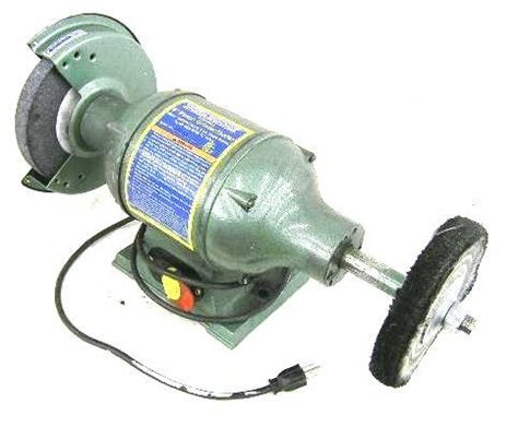 bench buffers 8 quot bench grinder buffer 92506