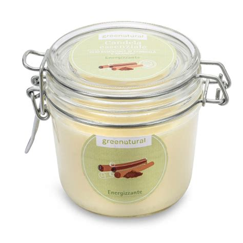 cera di soia per candele candele profumate cera di soia cannella energizzante 200g