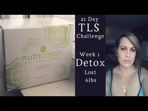 Nutriclean 7 Day Detox by Lost 6lbs Nutriclean 7 Day Detox Weightloss Journey
