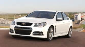 White Chevrolet Heron White Chevrolet Ss Picture Thread Chevy Ss Forum