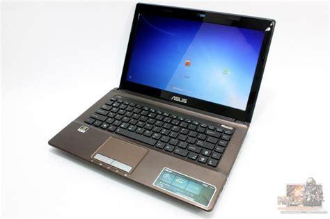 Laptop Asus K43s I5 review asus k43sj เร ยน เล น ทำงานแบบช ลๆ ด วยพล ง i5 ร นใหม