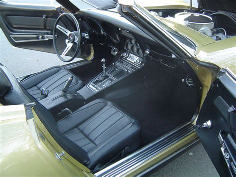 1969 corvette interior pete ruff s classic 1969 corvette
