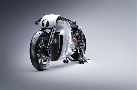 Lotus Motorrad by The Lotus C 01 Motorcycle