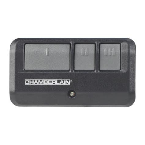 Chamberlain Garage Door Remote Battery Chamberlain Garage Door Opener Remote Battery