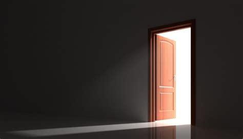 An Open Door by An Open Door Policy Without Doors Linkedin