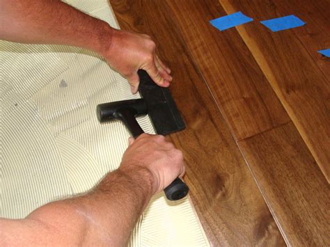 Installing Hardwood Floors On Concrete Installing Hardwood Flooring Concrete How Tos Diy