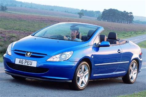 new cars peugeot sale the best eight convertible cars to welcome warmer weather