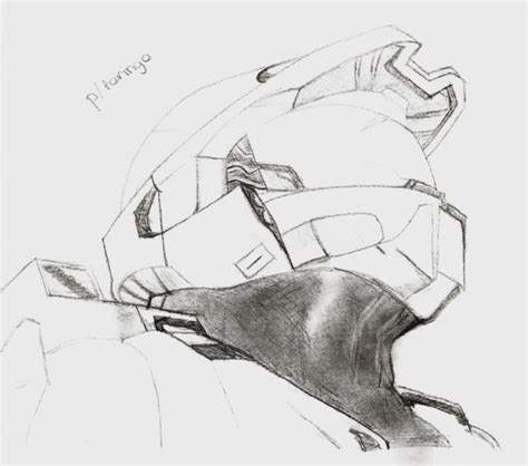 imagenes de halo para dibujar a lapiz halo reach dibujos a lapiz imagui