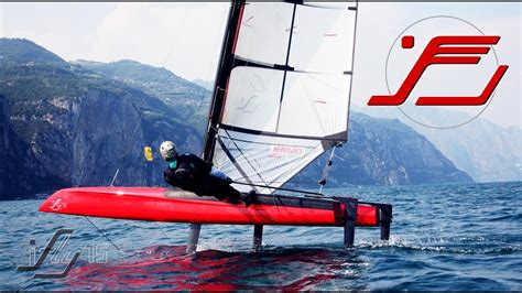 ifly15 hydrofoil catamaran for sale ifly15 hydrofoil catamaran 9 months since maiden flight