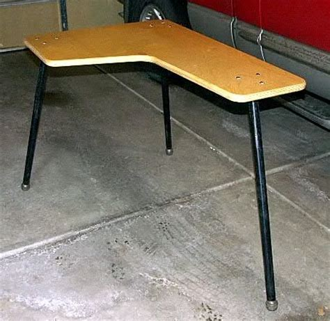 plywood shooting bench show me your shooting benches tables predatormasters forums