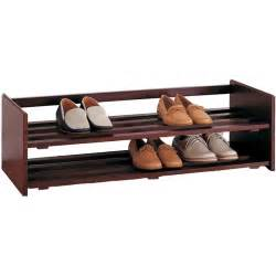 shoe rack stackable wooden shoe rack in shoe racks
