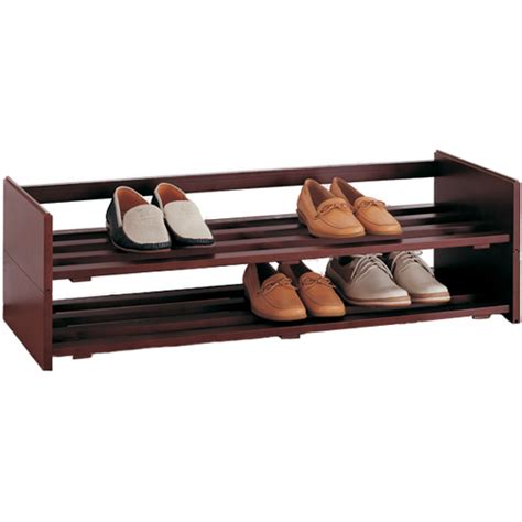 wood shoe rack stackable wooden shoe rack in shoe racks