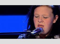 """Sängerin Fiona Barbier begeistert mit """"Still"""" die Jury ... Justine Heindle"""