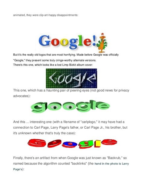 google design history google logo design and history of google logo