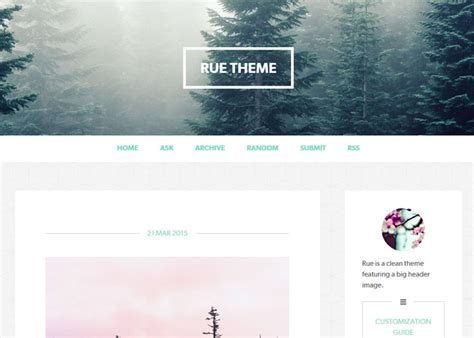 tumblr themes that you can install top 35 free tumblr themes you can use