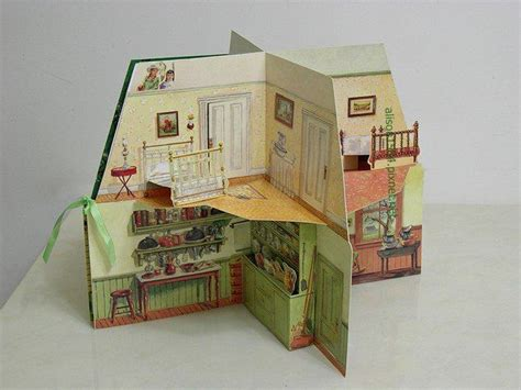 a doll house book anne of green gables pop up dollhouse book so cute anne of green gables dolls