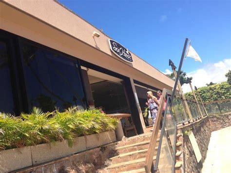 sea house maui sea house restaurant lahaina maui hawaii picture of sea house restaurant