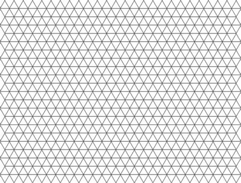 triangle pattern grid shapes that tessellate triangle grid pattern tutorials