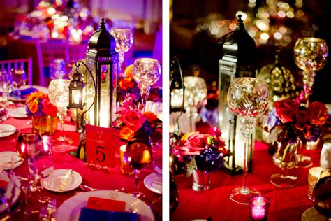 a colorful chicago wedding inspired by hindu and brides 7 indian style wedding venue decor ideas