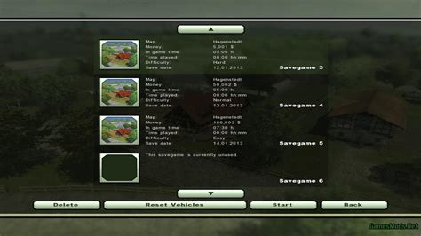 save game editor mod for farming simulator 2013 save game pack v beta 187 gamesmods net fs17 cnc fs15