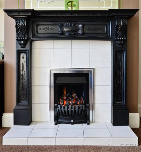 Fireplace Surround Materials by What Is A Fireplace Surround Kit With Pictures