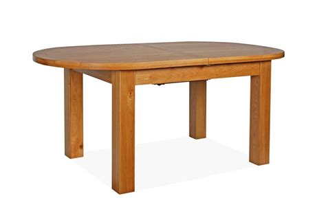 Deals On Dining Tables Canterbury Oak Oval Extending Dining Table Deal L180 220 X D90 X H78cm With 4 Chairs
