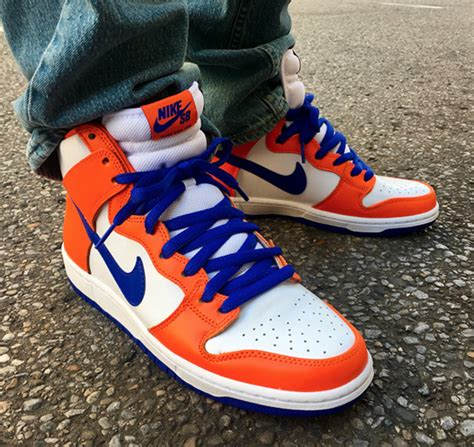 nike dunk high new year look danny supa s nike sb dunk high for the 15