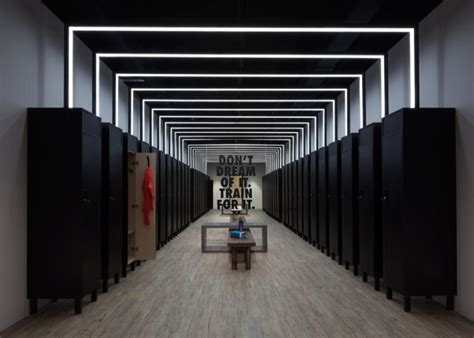 image gallery design nike studio at beijing art gallery by coordination asia