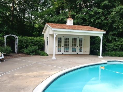 pool shed ideas 25 best ideas about pool shed on pinterest pool house