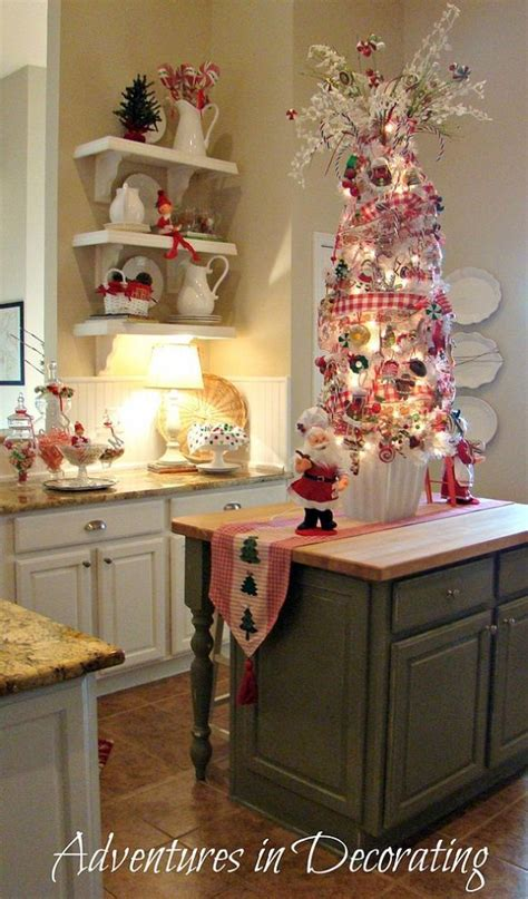 kitchen christmas tree ideas 17 best ideas about christmas kitchen on pinterest