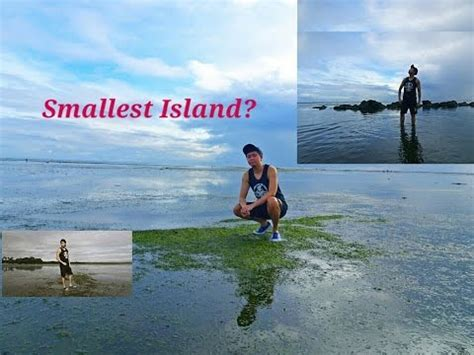 what is the smallest in the world smallest island in the world oroquieta city