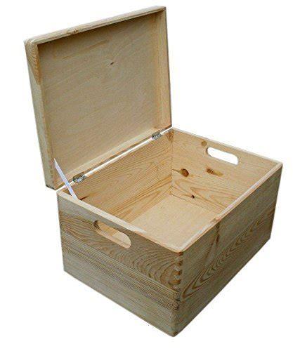 Ikea Kisten Holz by Aufbewahrungskiste Mit Deckel