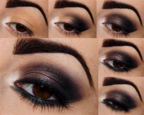 video sexy smokey eyes step by step ridiculously sexy black brown smokey eye makeup